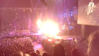 All Time Low - Dancing With A Wolf - Manchester Arena 12/02/16