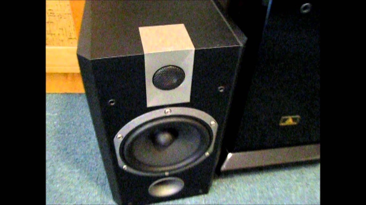 focal chorus 706v cambridge audio 840a v2 youtube. Black Bedroom Furniture Sets. Home Design Ideas
