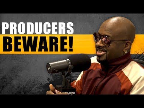 Warning to Producers/Beatmakers (Jermaine Dupri Meme)