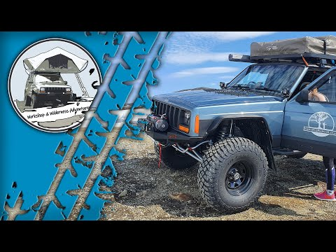 Jeep Cherokee XJ Expedition Build: DIY Drawer System, Front Runner Roof Rack & What Went Wrong!