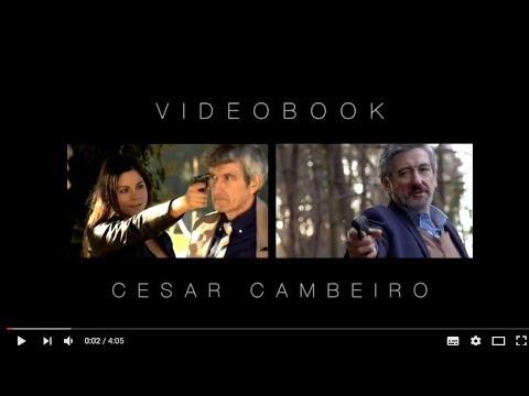 César Cambeiro - Videobook 2017