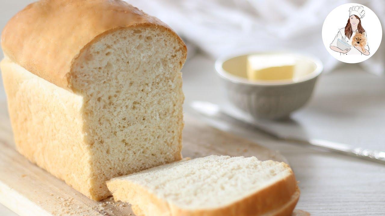 White Bread Recipe | How to make Bread