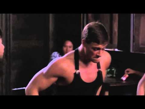 Van Damme dances Brother Louie