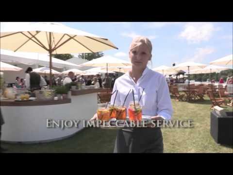Temple Island Enclosure VIP Hospitality during Henley Royal Regatta