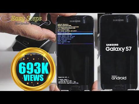 Samsung Galaxy S7 Soft Reset | Hard Reset | Factory Setting | Original Setting