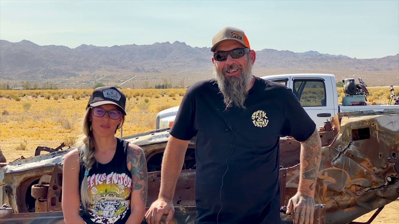 Falken Tire Profiles Ep. 1 - Desert Cleanse Project