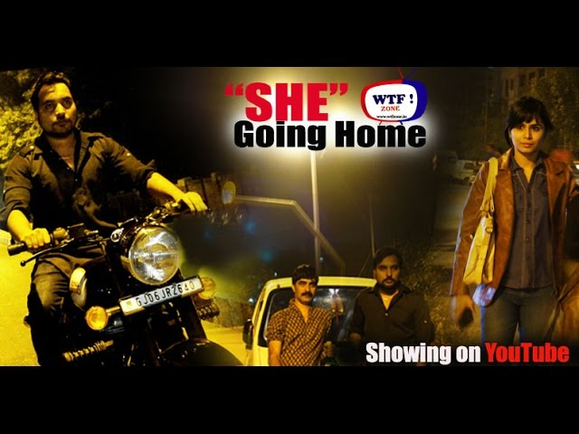 SHE _Going Home || WTF!ZONE ||