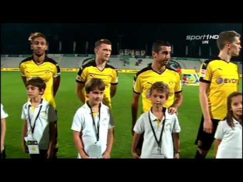 Borussia Dortmund v Eintracht Frankfurt friendly - 12/01/2016