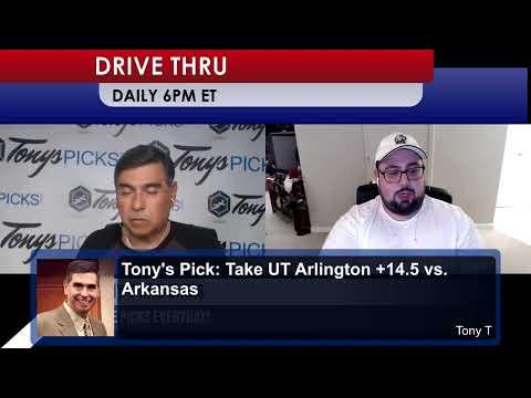 The Drive Thru 12/2/20 - Live Sports Betting Picks