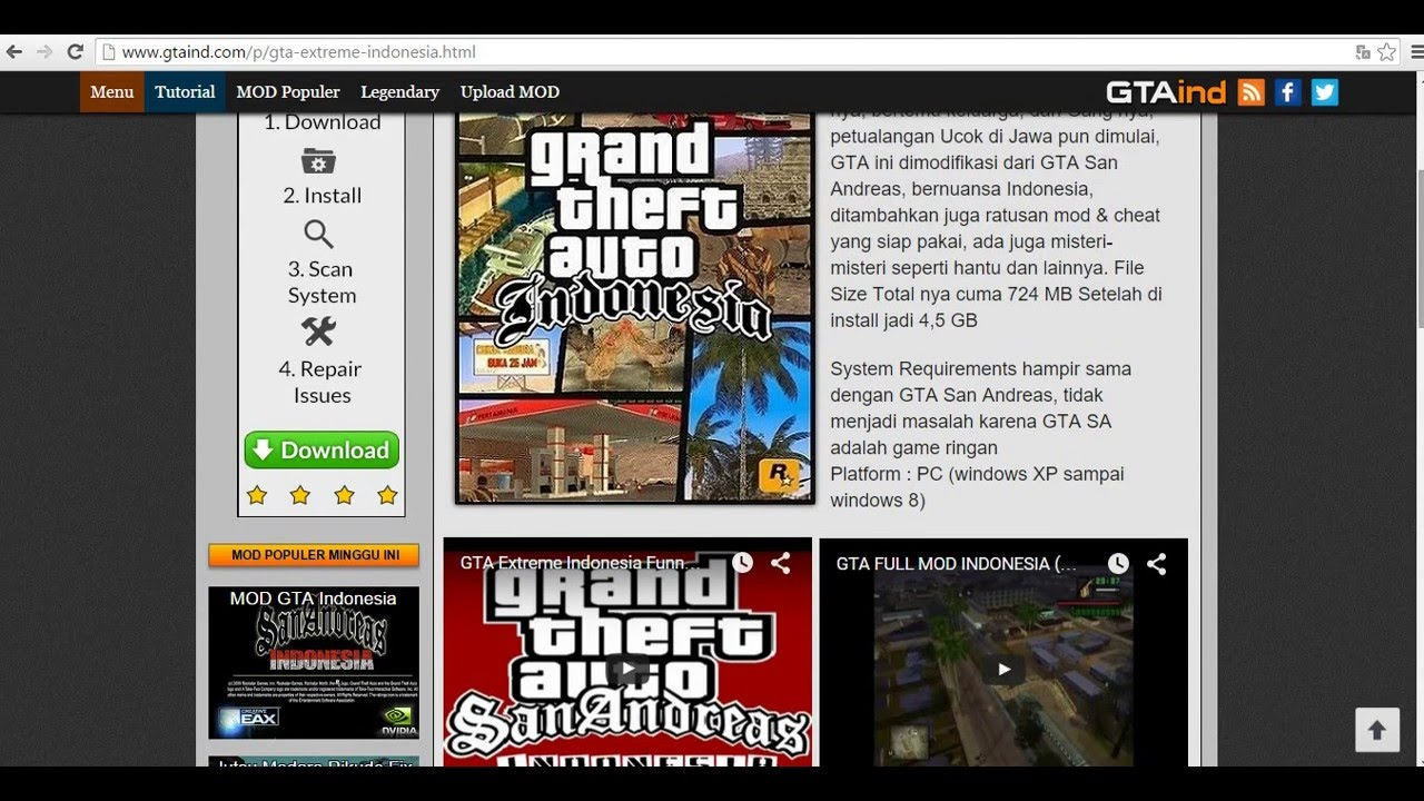 We offer free and inexpensive, high speed, unrestricted application vpn services. Cara Download Gta Extreme Indonesia Youtube