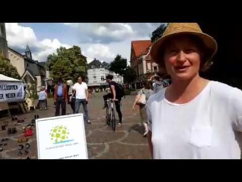 Aktionstag der Kimafreunde Rhein-Berg