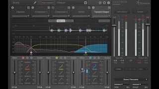 Neutron's processors: iZotope's best DSP yet
