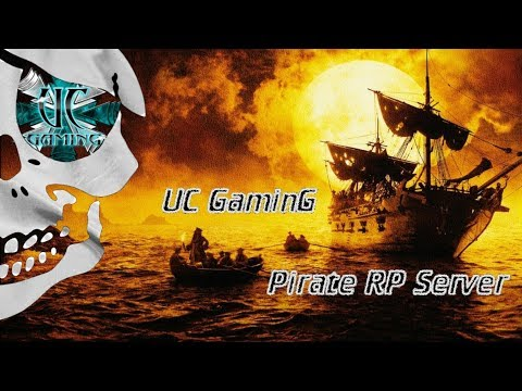 "UC GaminG ARK Pirate RP server fun! ""Created By: Wardog2448"""