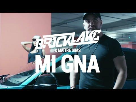 Bricklake X Maître GIMS - Mi Gna (Official Music Video)
