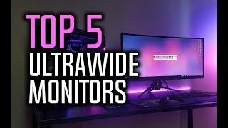 Best Ultrawide Monitors in 2018!