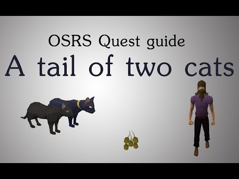 Osrs A Tail Of Two Cats