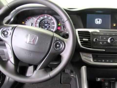 2015 honda accord sedan easley sc youtube for Honda easley sc