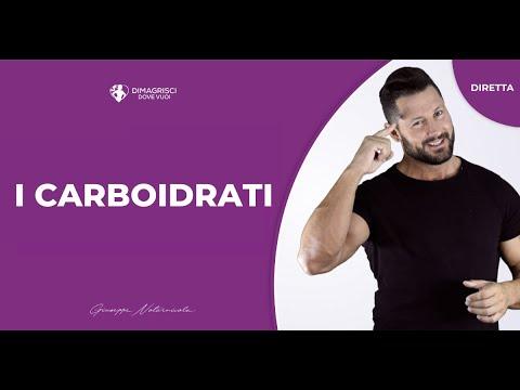 I carboidrati: da togliere o da tenere in un programma di dimagrimento fisico?