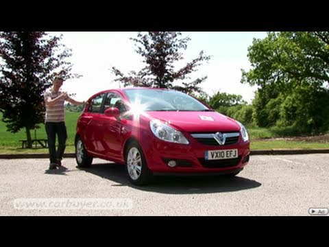 Vauxhall Corsa hatchback 2006-2012 review – CarBuyer