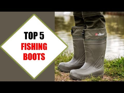 Top 5 Best Fishing Boots 2018 | Best Fishing Boot Review By Jumpy Express