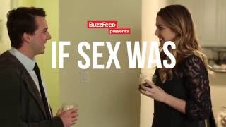 If Sex Were Honest