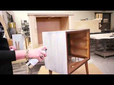 Furniture Lacquer You, How To Lacquer Furniture
