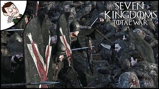 BRUTAL WILDLING AMBUSH - House Bolton Fights for Survival! Seven Kingdoms Total War Mod Gameplay