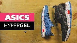 #SneakerReview: ASICS HyperGEL - SAI y KAN