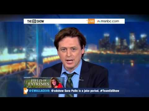 "MSNBC Guest Calls Sarah Palin the "" Jar Jar Binks "" of the GOP"