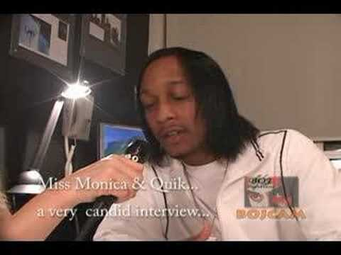 DJ Quik and AMG Interview 02.28.07 c/o Boj Productions