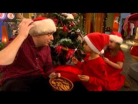 Bolibompa: Alva och Max sjunger julsånger för Markus