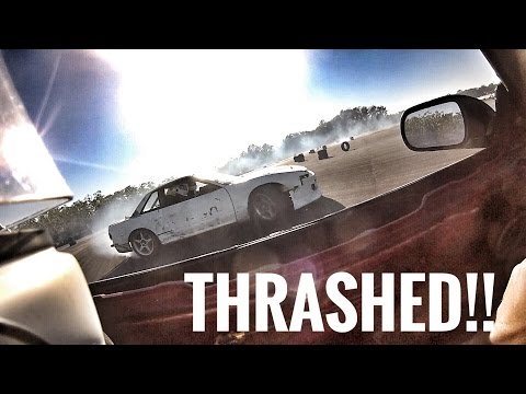 WE DESTROYED MARCOS LS3 S13!!!