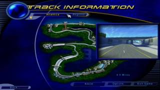 Need for Speed III: Hot Pursuit  - Track Description