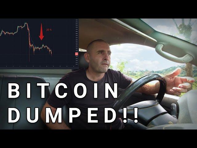 Bitcoin Dumps | Liquidations | Inter-generational Wealth