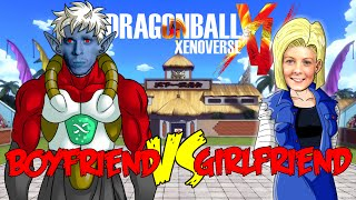 Boyfriend vs Girlfriend - Dragon Ball XV