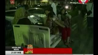 Gempa Padang SUMBAR Headline News 9 Januari 2017