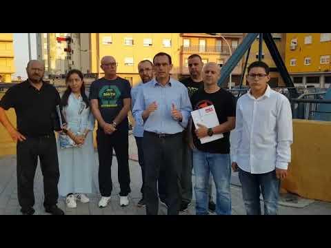 El PSOE  denuncia las carencias de Bermudo Soriano
