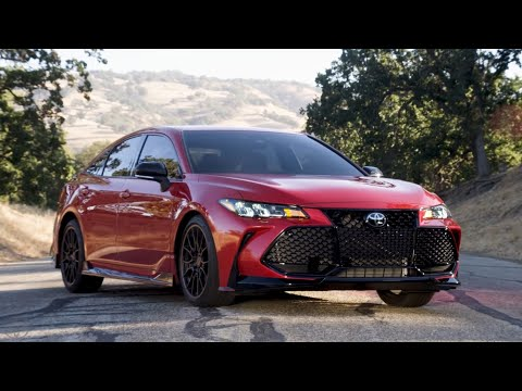 2019 Toyota Camry TRD and Avalon TRD - All You Need to Know !!