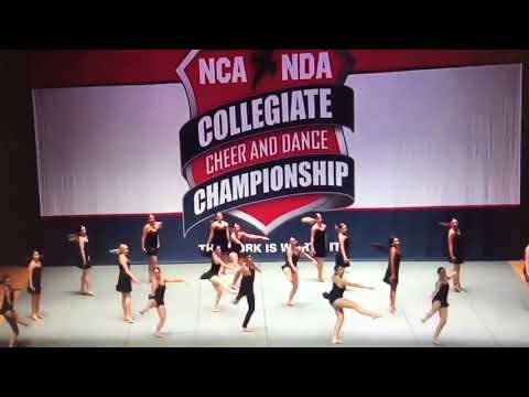 University of Tampa NDA Nationals