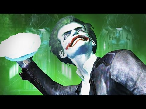 Injustice: Gods Among Us - Arkham Origins THE JOKER Super Attack Moves [iPad/Android]