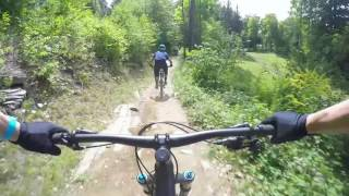 Rocky Mountain Bicycles Pipeline 27.5+ at Thunder Mountain Bike Park