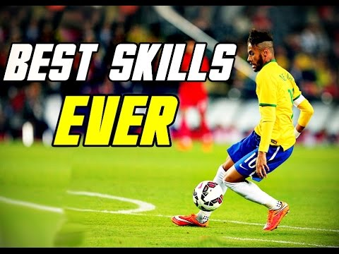 how to do the best football skill ever