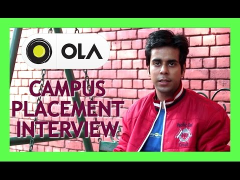 job interview questions and answers - Ola Cabs
