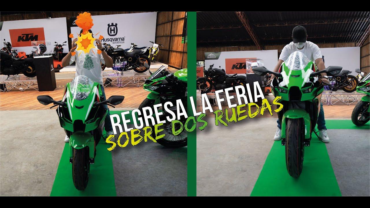 la feria de motos mas grande de Latinoamérica regresa F2R / EL PRIMO