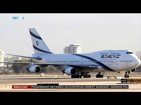 Air India Flies Over Saudi Arabia To Israel