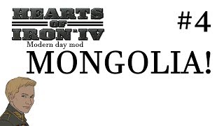 HOI4 - Modern Day Mod - Mongolia - Part 4
