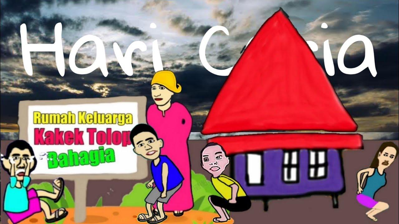 Kartun Lucu, Hari Ceria ( Official Music Video )