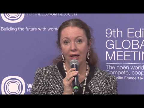 Women's Forum Global Meeting 2013 - Russia as a player in the innovation game
