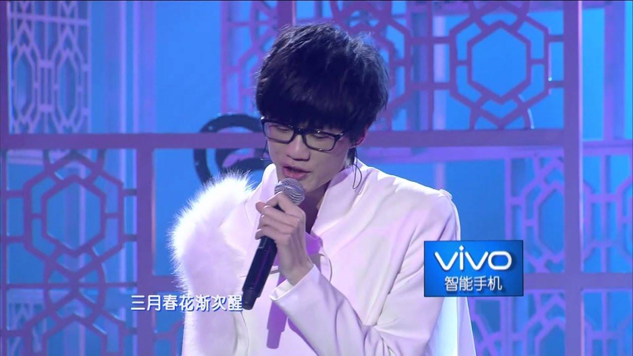 许嵩演唱会2013_江苏卫视2012跨年演唱会-许嵩-《素颜》、《宿敌》-HD - YouTube