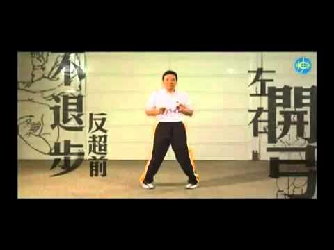 IWCO Donald Mak Siu Lim Tao Intrnational Wing Chun...
